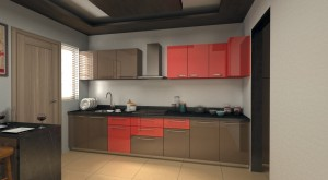 Modular Kitchen Design in Trivandrum
