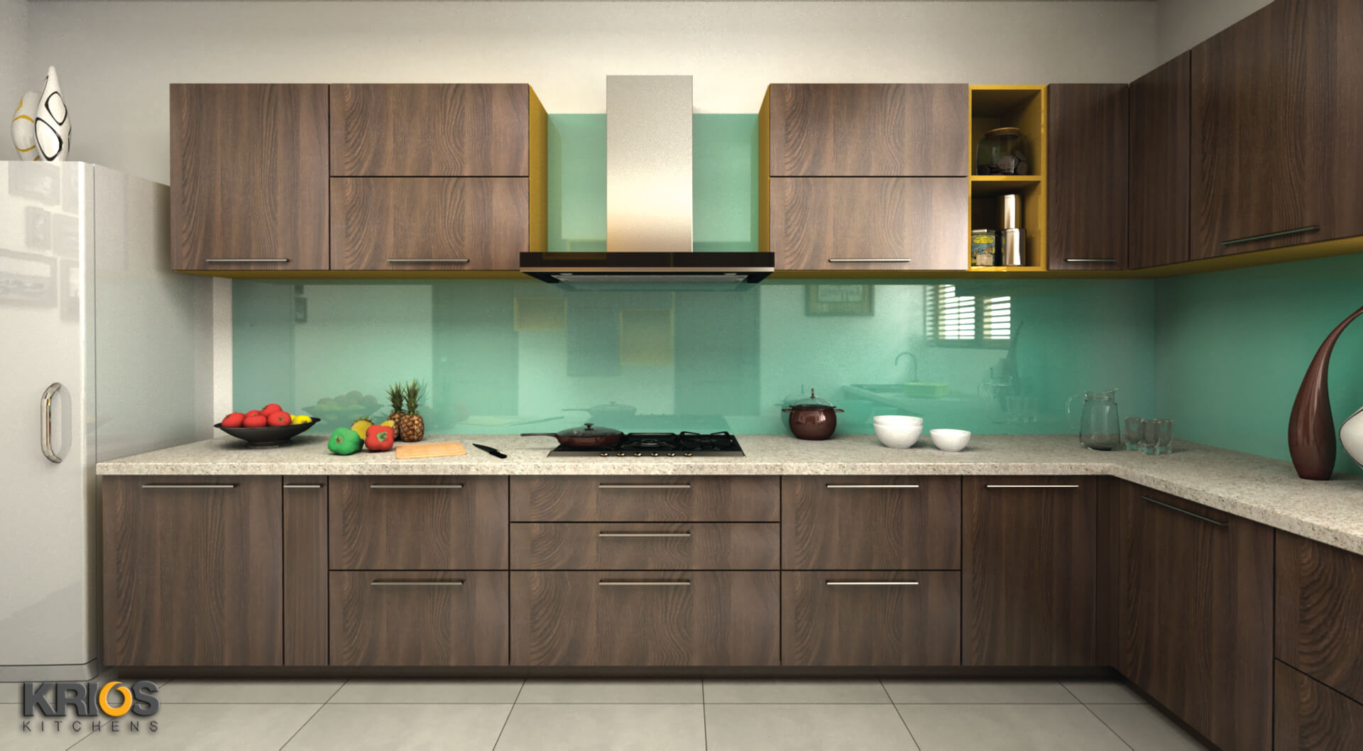 It s time to opt for a few trending modular kitchen ideas for Kitchen designs modular